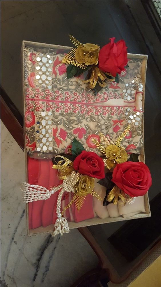 Trousseau Packing Ideas For Wedding