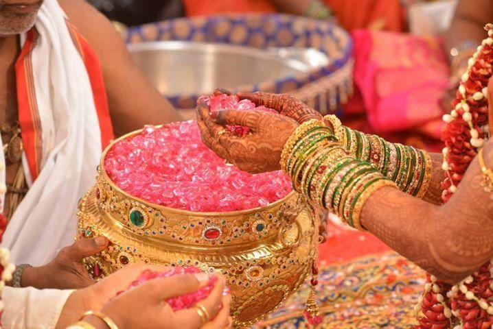 Navaratna Talambralu for Wedding