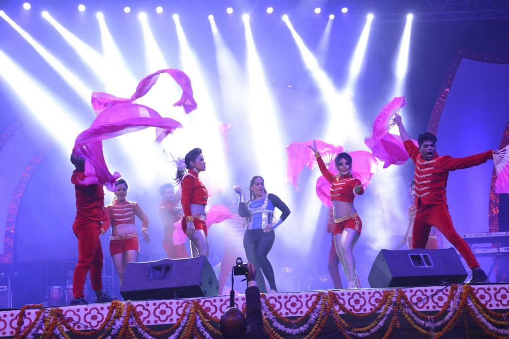 Dance Troupes for event