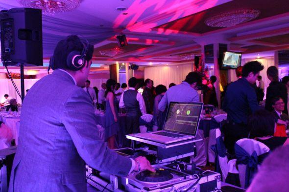 DJ & Sound System