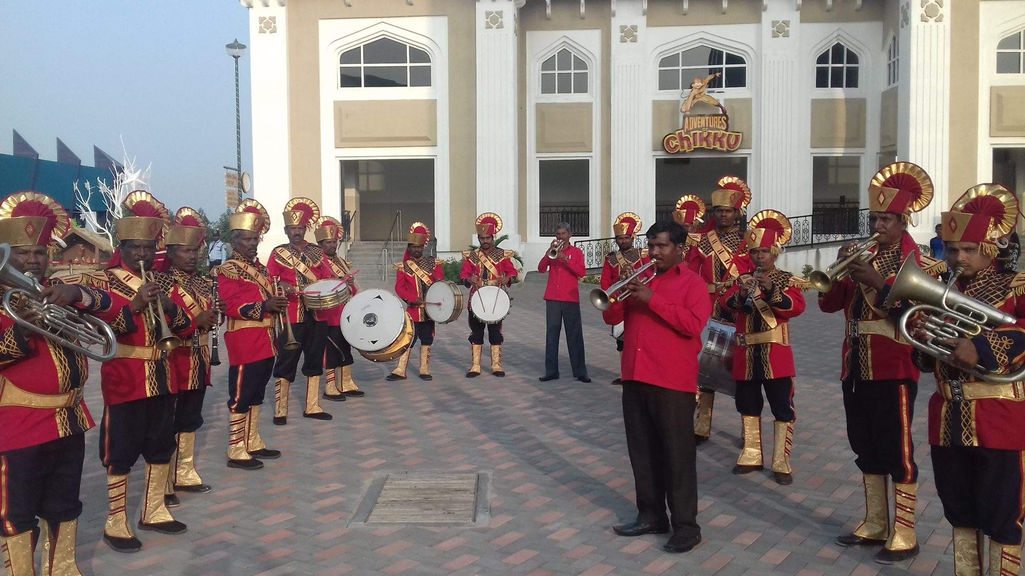 brass band for marriage