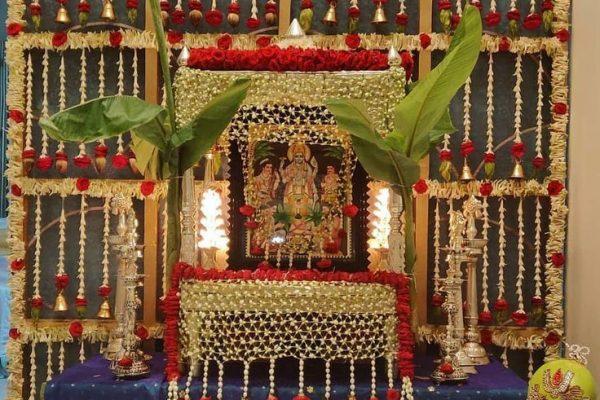 Pooja Decor