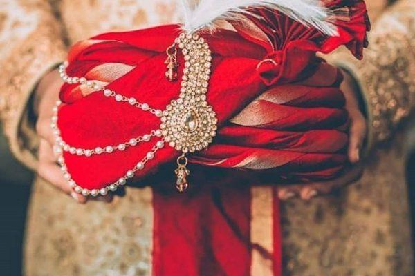 wedding pagri for barati